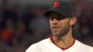 Плей-офф MLB. Полуфинал NL:  Сан-Франциско Джайнтс - Чикаго Кабз. Матч 3 (10.10.2016)