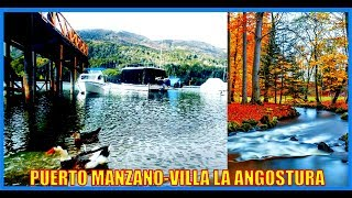 Puerto Manzano-Villa la Angostura-Patagonia-Argentina-Producciones Vicari.(Juan Franco Lazzarini)