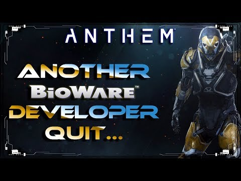 Anthem Writer Drew Karpyshyn has Left Bioware for the Second Time  i Have lost all hope