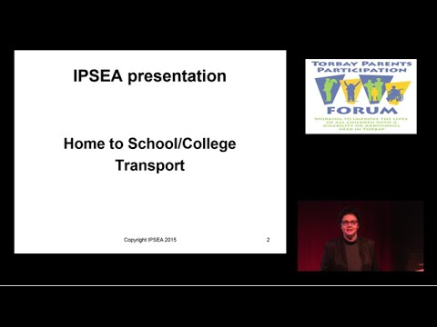 The Law on Home to School/College Transport