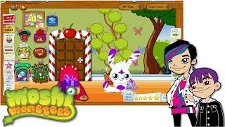Moshi Monsters Game Play with Audrey EP2