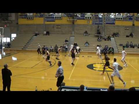 Lake Forest Academy vs. Willowbrook (1st quarter)