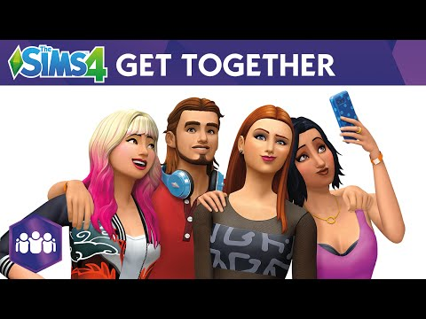 The Sims 4 Get Together: Official Announce Trailer