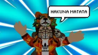 Roblox musical - Hakuna matata!