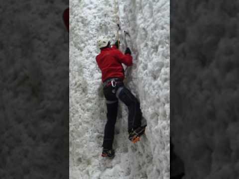 Kenneth MacDonald  ice wall  04-12-2016