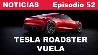 Un barco lleno de Model 3 va a Europa, ¡El Roadster Vuela! y mucho mas