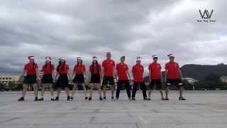 Merry Christmas Cute Dance | Choreography by Crazy- L | New Way Crew
