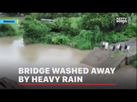 Bridge Washed Away
