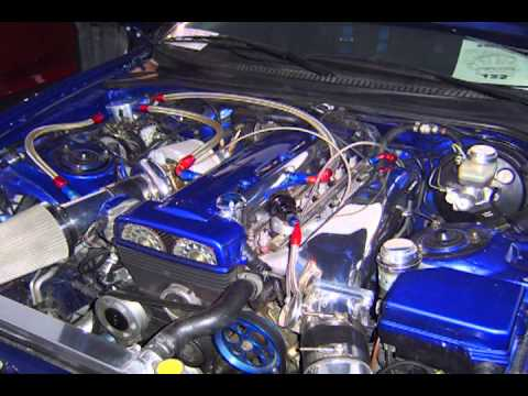 3.4L Trial Turbo Supra Build Video Remastered - YouTube