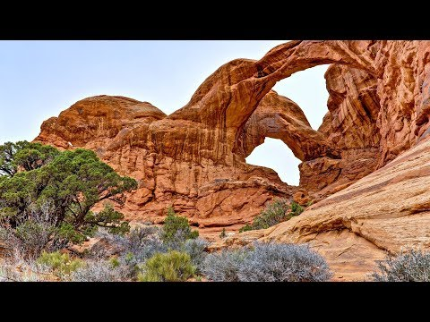 Travel to United States: Arches National Park, Utah, USA