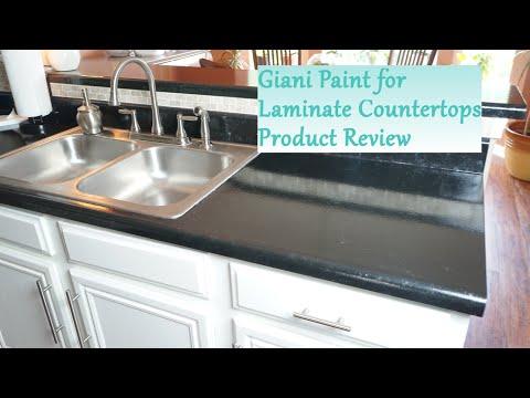 Giani Countertop Paint Youtube : Giani Countertop Paint - Instructional DVD Demo