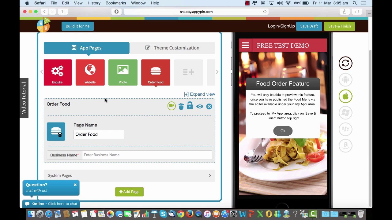 How to integrate Food Ordering into your restaurant app?
