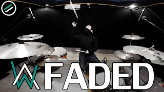 Faded - Alan Walker - Drum Cover - Ixora (Wayan)