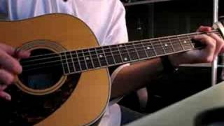 Louis Collins by Mississippi John Hurt Fingerpicking Guitar