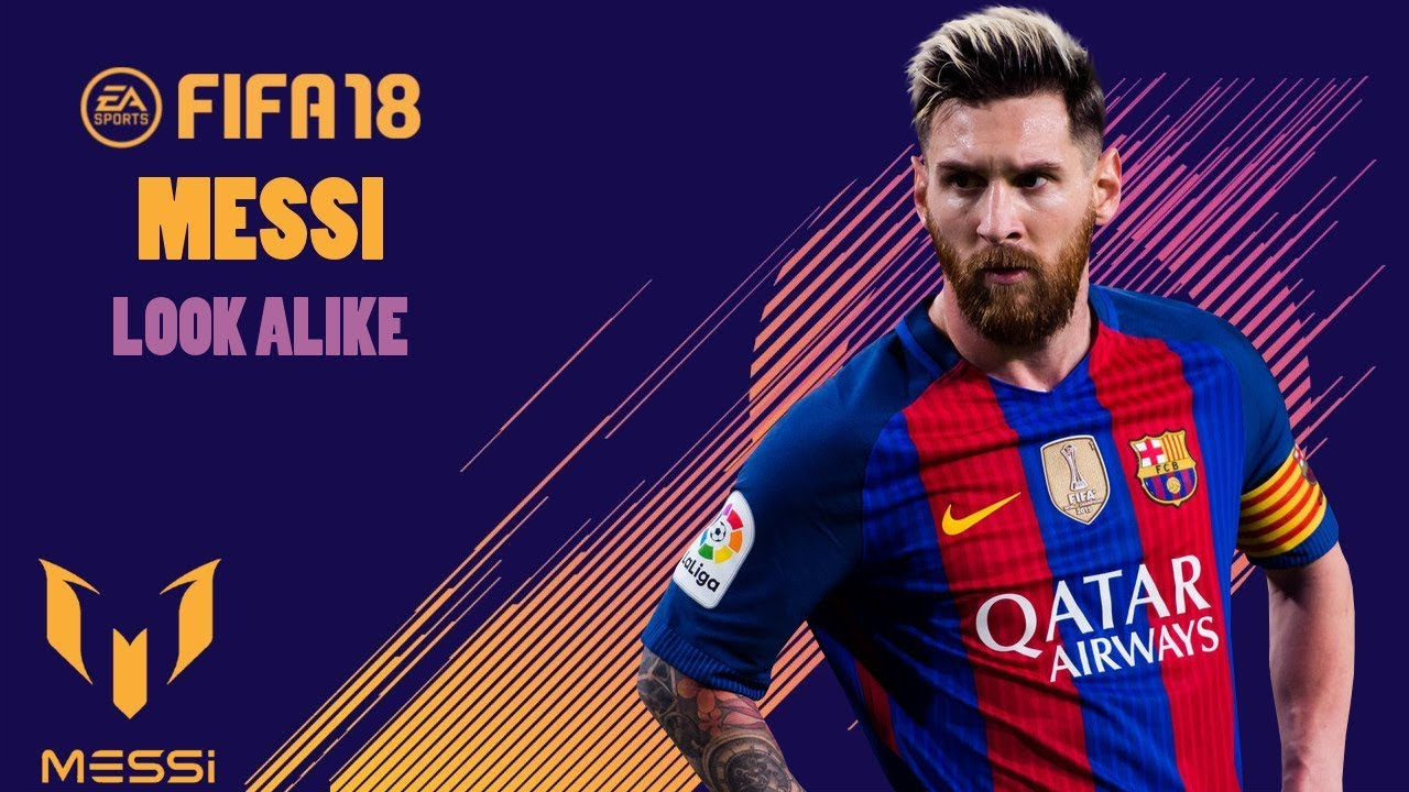 Fifa  Messi Look Alike Pro Clubs