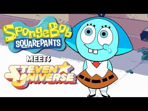 Steven Universe Meets Spongebob Squarepants 4