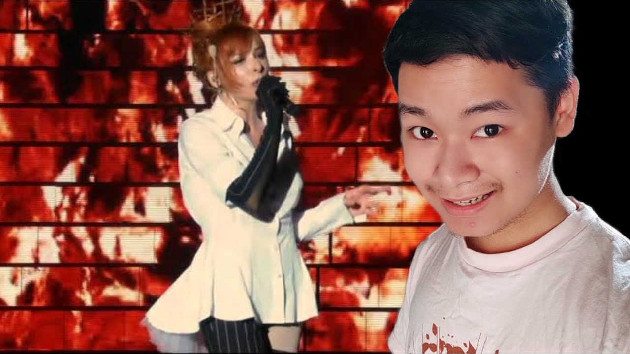 """Download Mylene Farmer  -  Je Te Rends Ton Amour 2009 """"CATCHY!"""" 