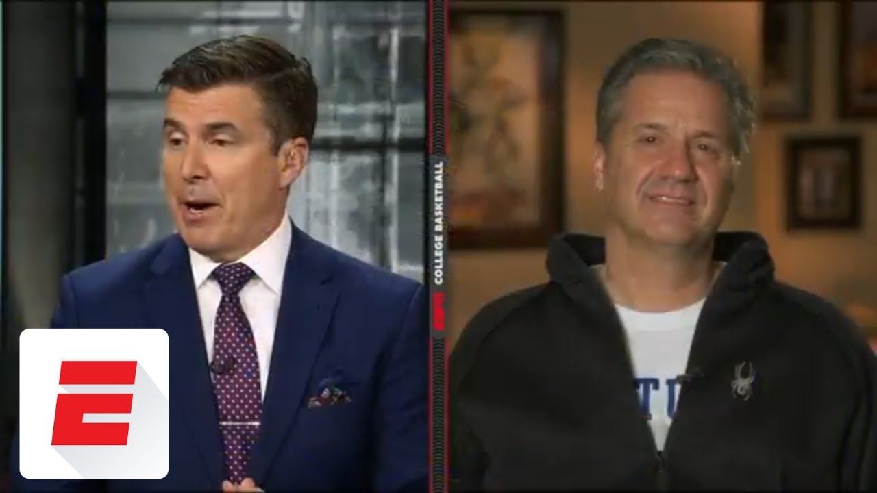 Calipari's reaction to another close call for Kentucky: 'How did we ...
