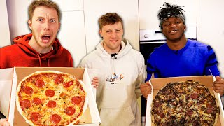 PIZZA COOKOFF VS KSI