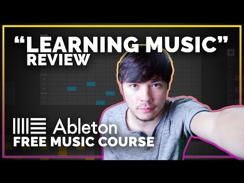 "Ableton Offering Free Online Music Courses: ""Learning Music"""