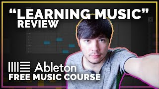"Video Ableton Offering Free Online Music Courses: ""Learning Music"" download MP3, 3GP, MP4, WEBM, AVI, FLV November 2018"
