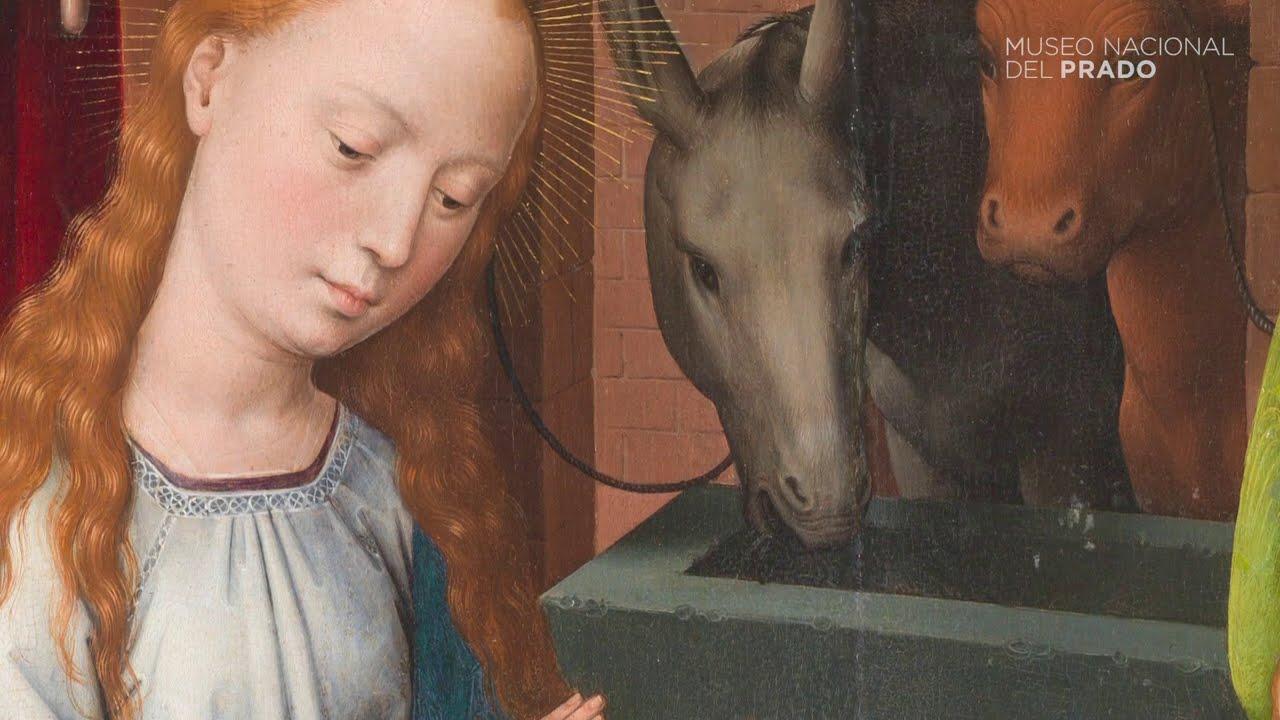 """Obra comentada: """"Tríptico de la Adoración de los Magos"""", de Hans Memling"""