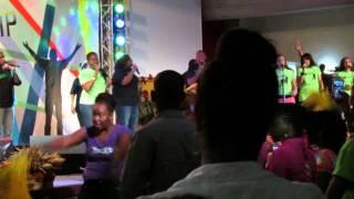 FREEDOM @Youth Connection 2013 - Designed to Worship (Iglesia Resurekshon i Bida)
