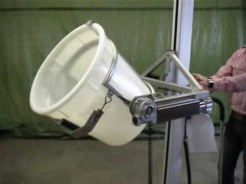 TAWI Protema lifter for drums