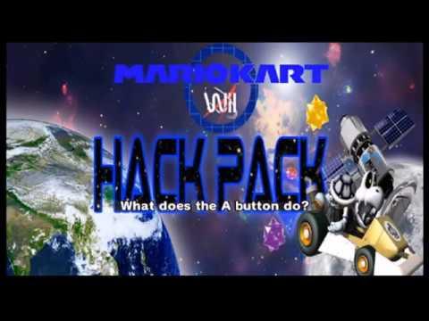 [MKWii] Online Races - Set 62 (Hack Pack v5 Release)