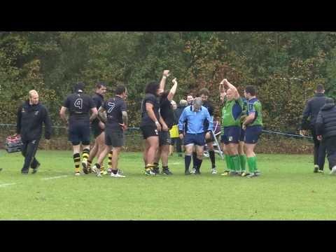 Datchworth v Wasps - Saturday 9th November 2013 - Referee: Matthew Shepherd