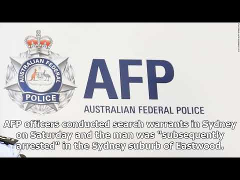 Australian police accuse man of acting as agent for the North Korean economy