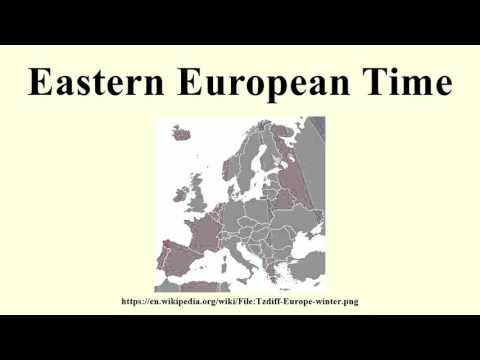 Eastern European Time