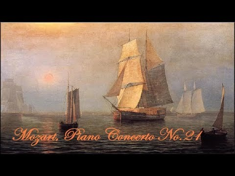 Mozart, Piano Concerto No 21, Andante, Jeno Jandó