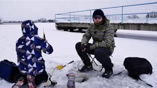 Івано-Франківськ міське озеро підводна зйомка зимою