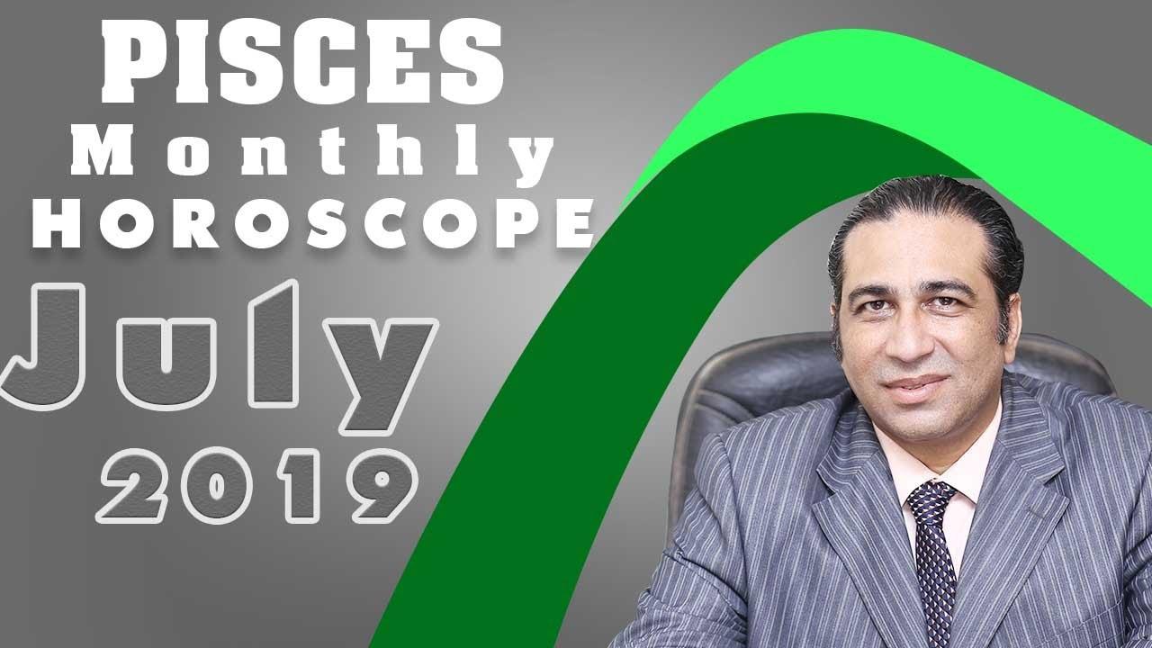Pisces Monthly Horoscope Urdu July 2019 Astrology Predictions Zaicha  Forecast USA UK Jafri