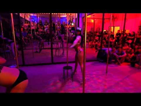 Love Song (by RAIN) : Funky Pole Dance (Maple Loo)
