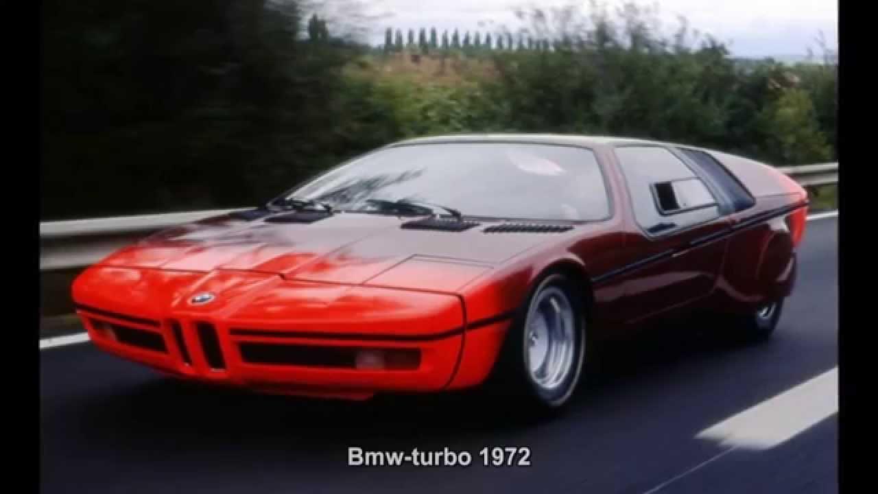 2007. Bmw-turbo 1972 (Prototype Car) - YouTube