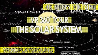 VR 360˚ Tour - The Solar System