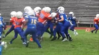Game 1 -  Bulldogs Blue vs BMT Warriors - 8/27/16 Top 10 Video