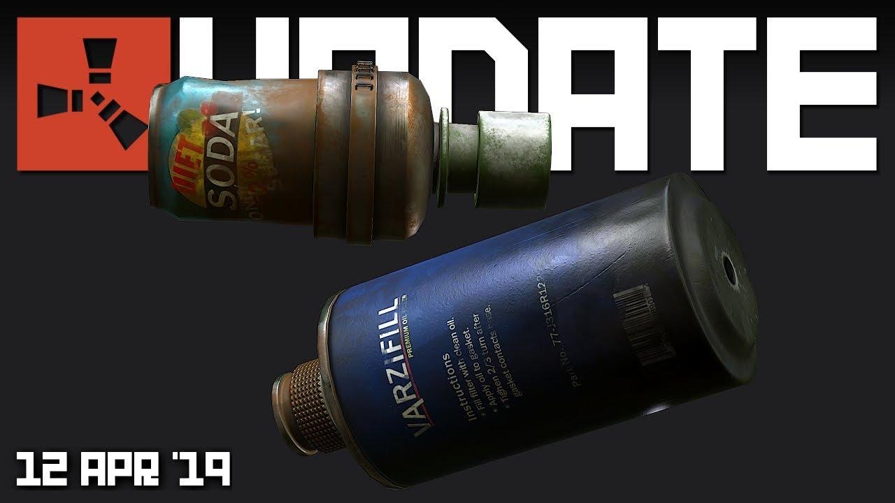 Gator|Launcher|Bunny - RUST Server Changes | Bumfuzzlertopia