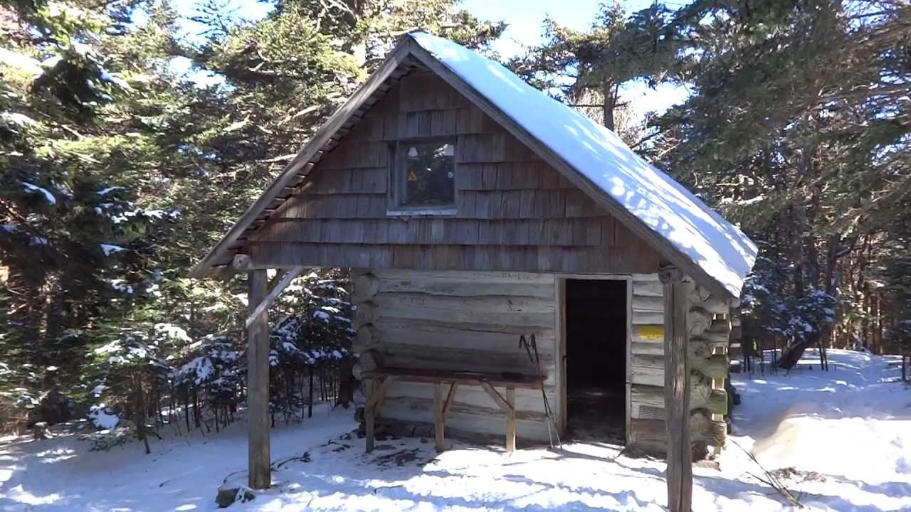 Roan High Knob And Shelter Tn 1 19 13 Day Hike On The
