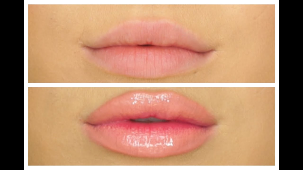 How To Make Your Lips Look Bigger In 5 Minutes | No Injections
