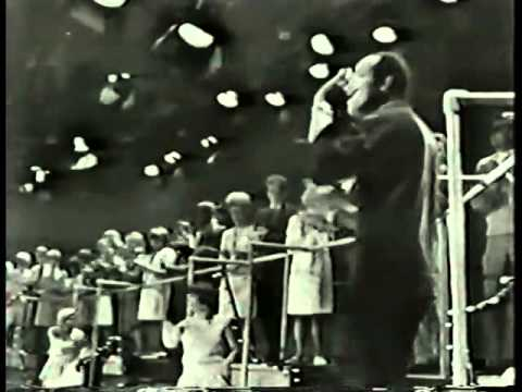 Dobie Gray   Mr  Engineer Rare clip from 1965