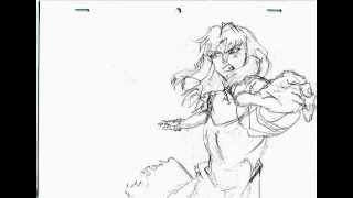 空の境界【kara no kyoukai】作画習作2