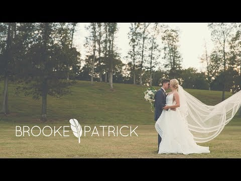 high-school-sweethearts,-groom-cries-|-arkansas-wedding-video-at-horton-farms