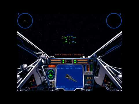 20200917 - Training for Star Wars: Squadrons by playing X-Wing vs. TIE FIghter! (X-Wing Dogfight Bas |