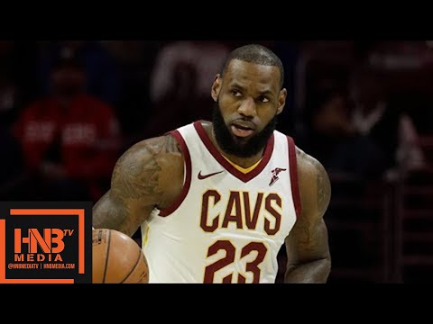 Cleveland Cavaliers vs Atlanta Hawks Full Game Highlights / Week 7 / 2017 NBA Season
