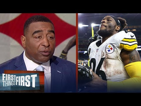 Nick and Cris on Le'Veon saying he'd consider sitting out if franchise tagged   FIRST THINGS FIRST