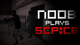 NEWBIE PLAYS SCP:CB! (Ultimate edition)