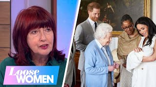 S The Queens Harry \u0026 Meghan  Nterview Response Good Enough The Panel  S Divided Loose Women